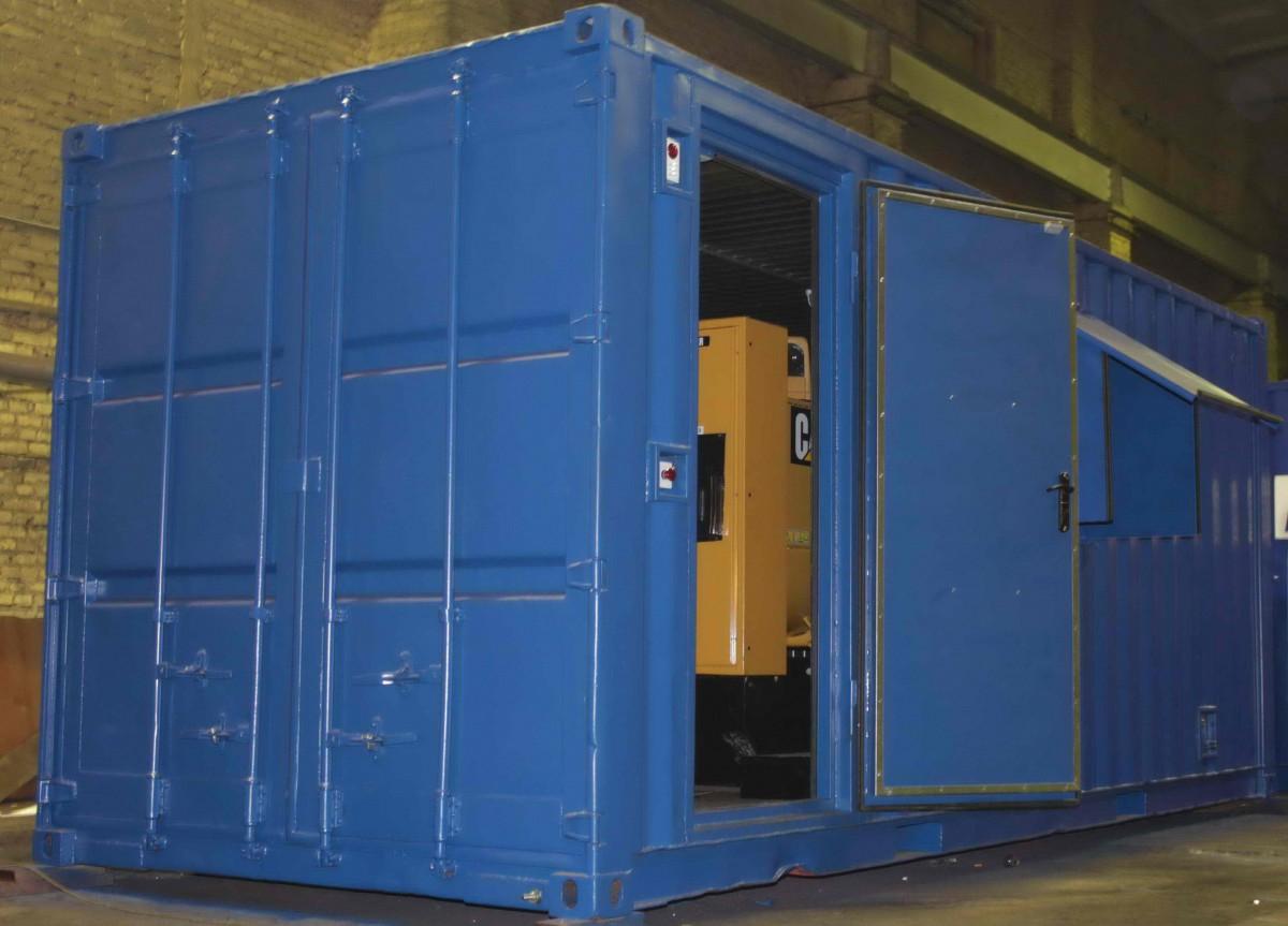 бу контейнер 20 фут
